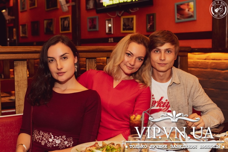 "Фотоотчет: 08.09.2018 Beer&Blues ""FAMILY SOUND"". «Art Pub BEER&BLUES -"