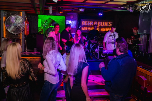 Фотоотчет: 15.09.2017 Beer&Blues La Grange band  ART-PUB Beer&Blues