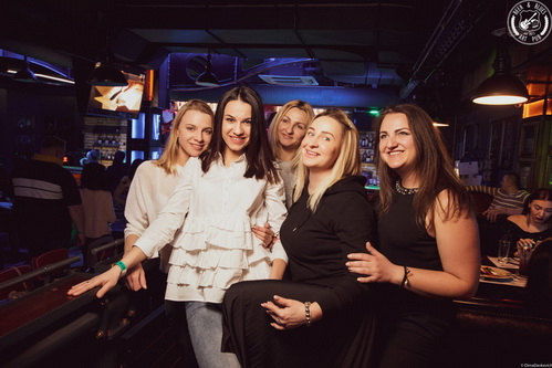 "Фотоотчет 20.04.2019 Beer&Blues  ""GLORIA"""